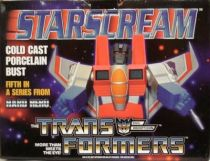 Transformers Hard Hero bust - Starscream