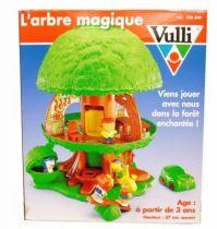 Tree Tots Family Treehouse - Vulli (loose with box)