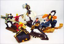 """Trigun - Yamato - Set of 6 trading figures \""""Maximum Story Image\"""""""