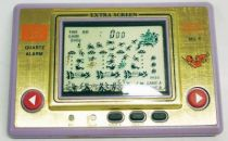 Tronica (Game-Clock) - Handheld Game - Space Rescue (MG-9)