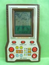 Tronica (Game-Clock) - Handheld Game (Vertical Screen) - Air Revenger