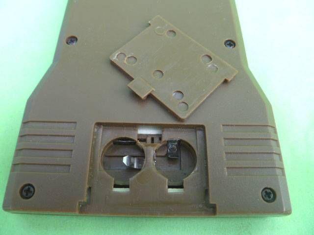 Tronica (Game-Clock) - Handheld Game (Vertical Screen) - Air Revenger