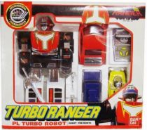 Turbo Ranger - Bandai - PL Turbo Robot (Bandai France)