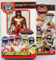 Turbo Ranger - Bandai - Red Turbo Ranger (mint in box)