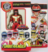 Turbo Ranger - Bandai - Red Turbo Ranger (mint in box)