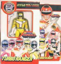 Turbo Ranger - Bandai - Yellow Turbo Ranger