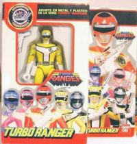 Turbo Ranger - Bandai - Yellow Turbo Ranger