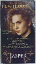 Twilight New Moon - Jasper Hale - NECA