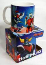 "UFO Robo Grendizer - HL Pro - Ceramic Mug \""Koji Kabuto & Duke Fleed\"""