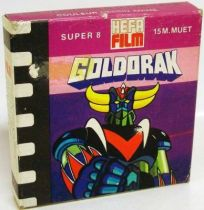 "UFO Robo Grendizer - Super 8 Movie reel (HEFA Editions) - ""Defender of the blue planet\"""