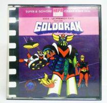 UFO Robo Grendizer - Super-8 Sound Movie reel (HEFA Editions) - \'\'The first raid\'\'