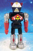"""Ufobots - Polistil - 4\"""" robot \""""black torso\"""" (loose)"""
