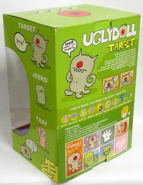 Uglydoll - Target - Critterbox Toys 6\'\' vinyl figure