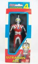 Ultraman Ace - Bandai Ultraman Series n°4 01