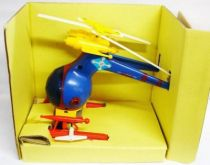 Ultraman Taro - Bullmark 1973 - ZAT Dragon Gyroplane (neuf en boite)