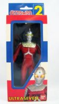 Ultraseven  - Bandai Ultraman Series n°2 01