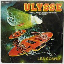 Ulysse 31 - Disque 45Tours - Les Cosmix - Saban 1981