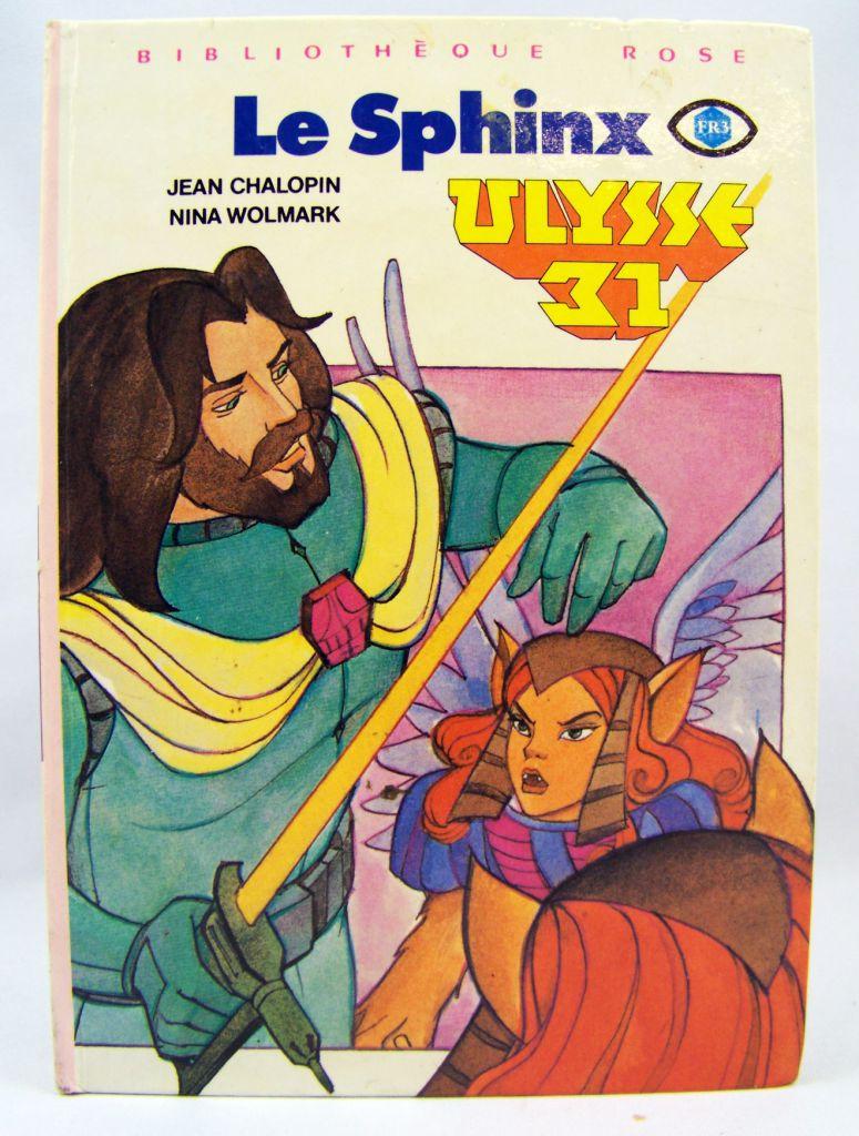 Ulysse 31 Livre Bibliotheque Rose Le Sphinx