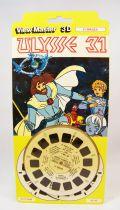 Ulysse 31 - Pochette de 3 disques View Master 3D