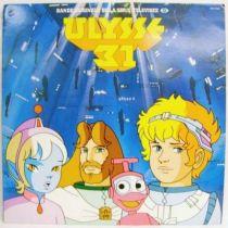 Ulysse 31, Soundtrack fom the serie - Record Lp - Polydor/Saban 1981