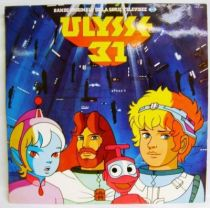 Ulysse 31, Soundtrack fom the serie - Record Lp - Polydor/Saban 1981