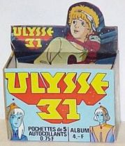 Ulysses 31 - A.G.E. Stickers Empty Display box