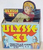 Ulysses 31 - A.G.E. Stickers Empty Display box
