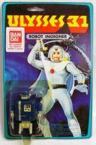 Ulysses 31 - Engineer-Robot - Popy Italy