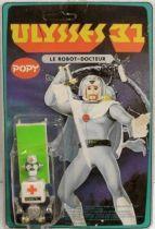 Ulysses 31 - Medic-Robot - Popy France