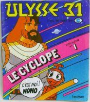 Ulysses 31 - Mini-comic Tonimalt #1 : Vengeance of the Gods