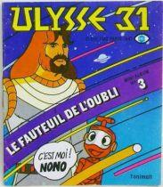 Ulysses 31 - Mini-comic Tonimalt #3 : The Seat of Forgetfulness