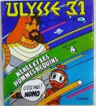 Ulysses 31 - Mini-comic Tonimalt #4 - The Hidden Truth