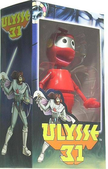 Ulysses 31 - Nono - High Dream (boxed version)