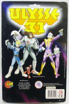 "Ulysses 31 - Nono 8"" action-figure - High Dream (carded version)"