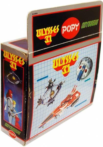Ulysses 31 - Odysseus - Popy