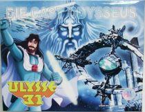 Ulysses 31 - Odysseus (blue version) - High Dream
