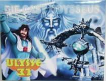 Ulysses 31 - Odysseus (blue version) - High Dream
