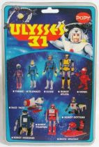 Ulysses 31 - World Hero Scooter - Popy Italy