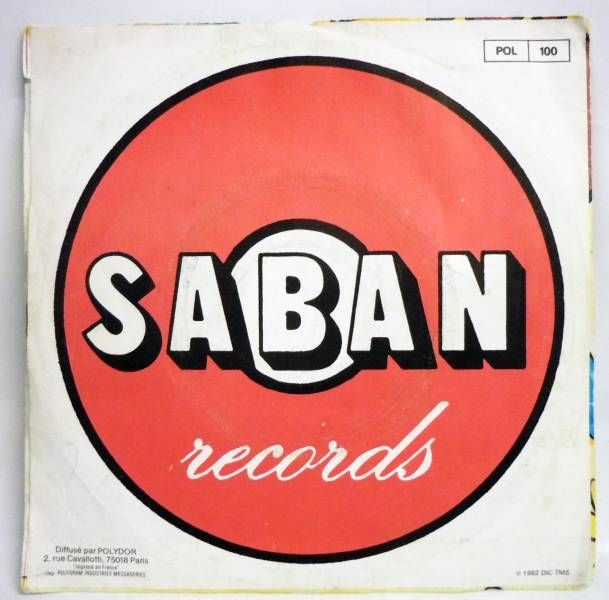 Ulysses 31- Mini-LP Record - Nono: I make noise - Saban 1982