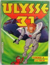 Ulysses 31 Euredif Hardcover story book : Heratos