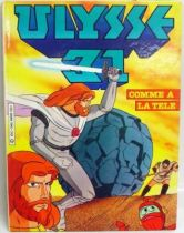 Ulysses 31 Euredif Hardcover story book : The Eternal Punishment