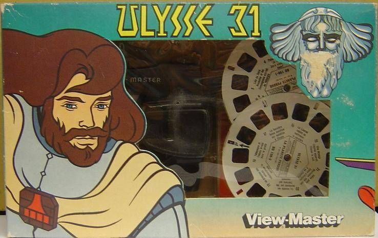 Ulysses 31 Mint in box View-Master boxed set