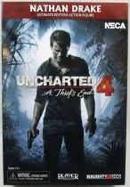 """Uncharted 4 - Nathan Drake \""""Ultimate Edition\"""" - Player Select Action Figure - NECA"""