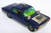 U.N.C.L.E. - Blue Oldsmobile Super 88 (loose) - Corgi