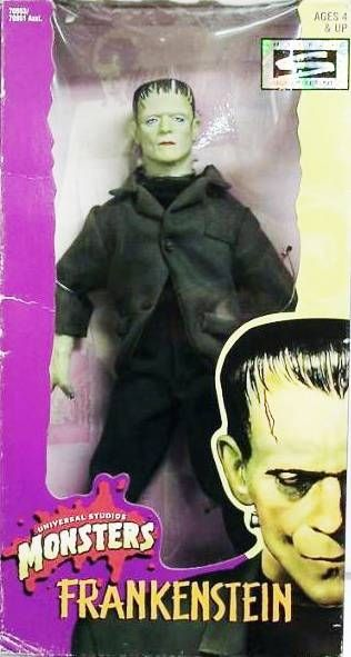 Universal Studios Monsters - Hasbro Signature Series - Frankenstein