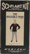 Universal Studios Monsters - Horizon - Vinyl Model kit - The Invisible Man