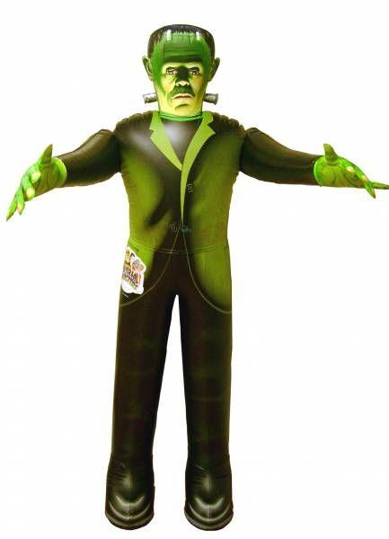 Universal Studios Monsters - Inflatable Life Size Frankenstein (+6 feet)