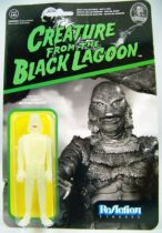 Monstres Studios Universal - ReAction Figure - La Créature du Lagon Noir (phosphorescent)  01