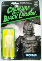 Monstres Studios Universal - ReAction Figure - La Créature du Lagon Noir (phosphorescent)  01