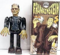 Universal Studios Monsters - Robot House Inc. - Frankenstein wind-up tin toy
